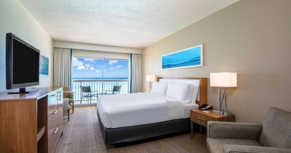 Holiday Inn Resort Aruba | Palm Beach | Guest Rooms